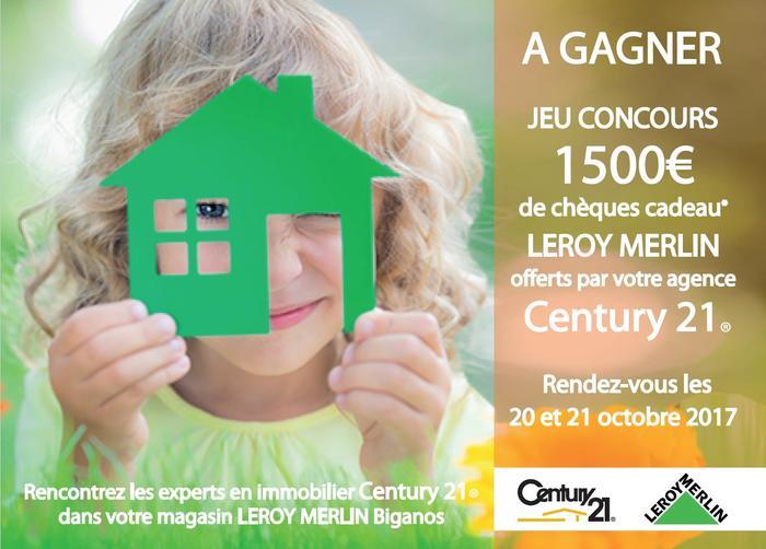 1500 De Bon D Achat Leroy Merlin à Gagner Agence Immobilière à